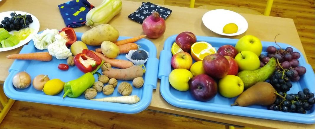 Ochutnávka ve školní družině