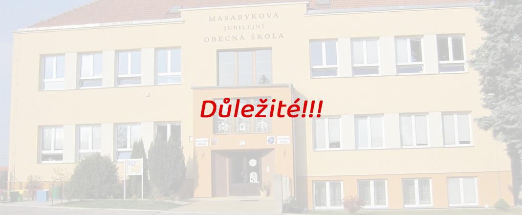Organizační pokyny ke kompletnímu otevření ZŠ od 30. 11. 2020